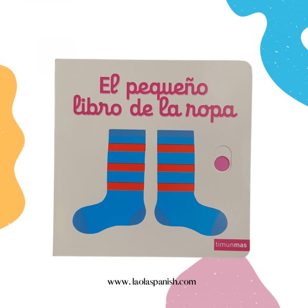 Books for babies in Spanish