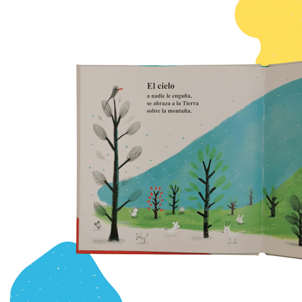 Special stories for children in Spanish