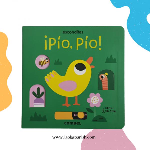 Spanish book for children