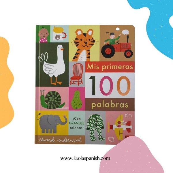 Spanish books for babies
